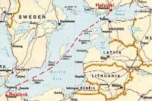 Планы портов и подъездов к портам компании Superfast operated by Tallink. Rostock-Hamburg, Rostock-Berlin, Helsinki-Vaalimaa